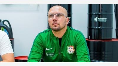 Nowy trener drużyny seniorów Startu Rymanów!
