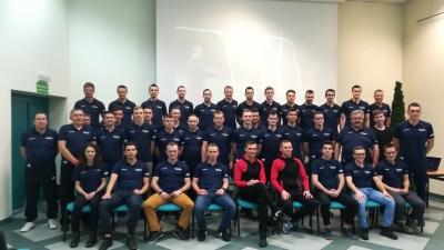 Relacja z kursu szkoleniowo-unifikacyjnego Szczyrk 20-21.01.2018