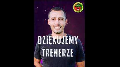 Marcin Dymkowski odchodzi!