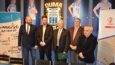 Budimex wybuduje boisko w Starym Olsztynie