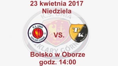 Mecz o mistrzostwo klasy B grupy 2 przeciwko drużynie Transportowiec Kłopotów-Osiek