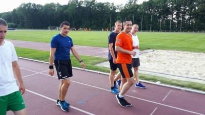 Szkolenie z nowych przepisów gry i egzamin - Śl. ZPN