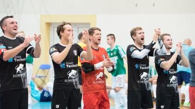 I PLF: 3 punkty zostały w Łodzi!