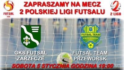 GKS Futsal Zarzecze- Futsal Team Przeworsk
