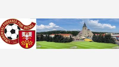 Mistrzostwa halowe Limanowskiego Podokręgu Piłki Nożnej orlików Finały.
