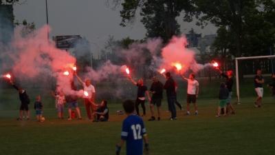 Awans UKS Okęcie do II ligi !!