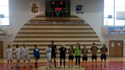Turniej Eliminacyjny MMP Futsalu Kobiet U18!