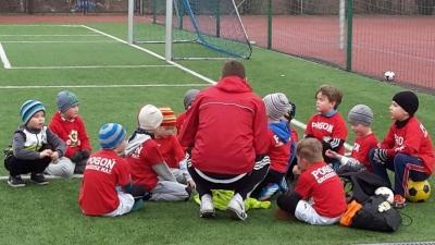Dołącz do sportowej rodziny Kinder Pogoń !
