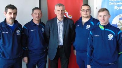 Trenerzy MKS z dyplomem UEFA B