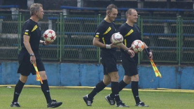 Bartłomiej Pangowski arbitrem meczu z Gopłem Kruszwica