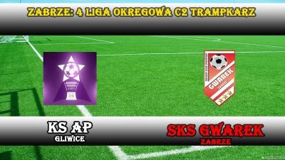 IV LTr C2 I KS AP Gliwice - SKS GWAREK ZABRZE 0:2