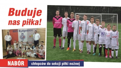 Budowlany Klub Sportowy nabór uzupełniający !