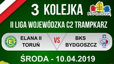 Zapowiedź III kolejki: Elana Toruń - BKS Bydgoszcz