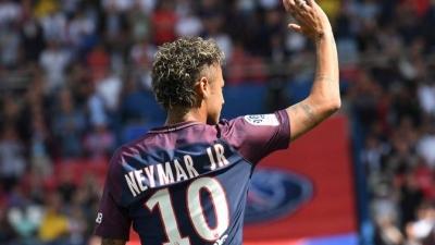 Neymar zog nach Paris Saint-Germain