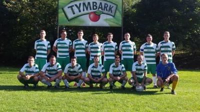 KS Tymbark II w Pucharze Polski.