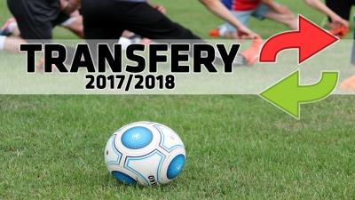 Transfery - lato 2017