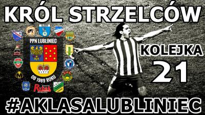 Król Strzelców - #AKlasaLubliniec