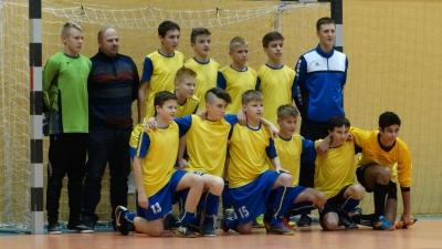 Sokół Damasławek wygrywa turniej U-15
