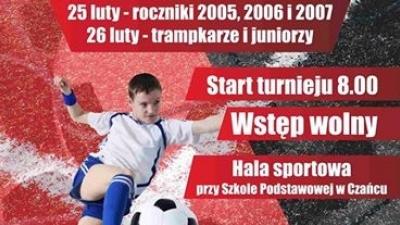Informacje dotyczące turnieju o Puchar Wójta Gminy Porąbka