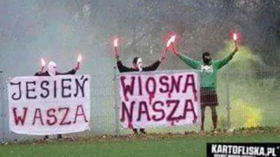 Mecz z Olchową