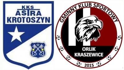 W piątek mecz z liderem w Krotoszynie w lidze orlika
