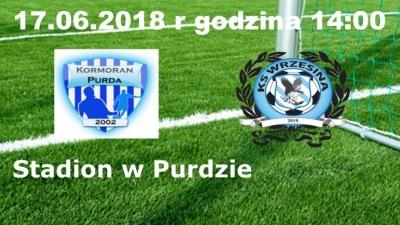 XXI Kolejka: KP Purda - KS Euro-Car Wrzesina