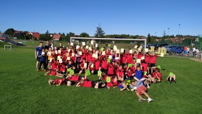 Zakończenie sezonu najmłodszych grup juniorskich !!!