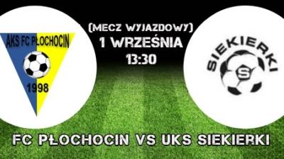fcp vs UKS Siekierki -  1-szy mecz wyjazdowy