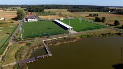 Stadion Byczyna nowe fotki.