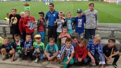 Najmłodsi wezmą udział w oprawie meczu Lech Poznań – Pogoń Szczecin