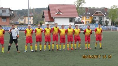 Zwycięstwo pierwszej drużyny