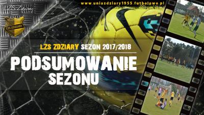 Podsumowanie sezonu 2017/18 !!