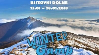 OBÓZ PIŁKARSKO - NARCIARSKI WINTER CAMP BŁĘKITNI USTRZYKI DOLNE 2018