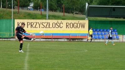 Mecz z Przyszłością Rogów w niedzielę o 13:00.
