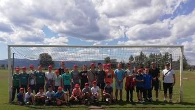 Obóz sportowy Dzierżoniów :)