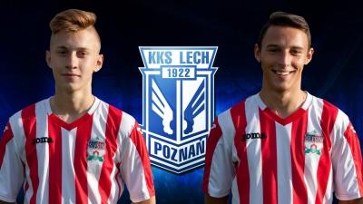 Jakub Soszyński i Adrian Górecki na testach w Lechu!