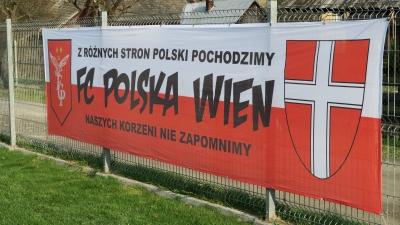 Fantastyczna atmosfera i minimalna porażka. FC Polska Wiedeń zawitał do Ochotnicy!