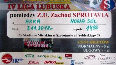 DERBY Z ARKĄ Z NOWYM TRENEREM.