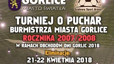 ORLIKI Ciężkowianki: Turniej o Puchar Burmistrza Gorlic