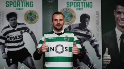 Mišić i Rúben Ribeiro pracują już w Sporting Lizbona