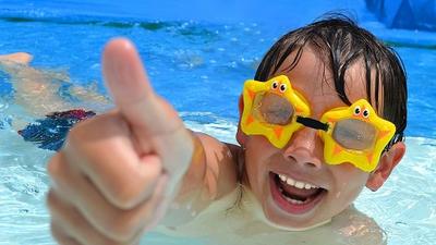 Nauka Pływania - Basen w Kosakowie