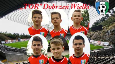 Trenerzy WKS Ślask Wrocław zadowoleni z postawy wychowanków TOR-u