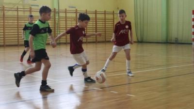 """Turniej halowy orlików """"LZS Kujawiak CUP"""" (regulamin i terminarz)"""