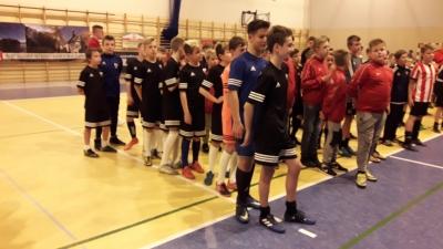 Młodzicy najlepsi w turnieju Kryspinów Cup!!!