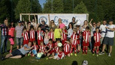 Rodzice dzieci trenujących w Ilance Rzepin wyróżnieni !