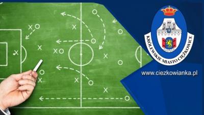 Ciężkowianka zaprasza na nieodpłatne zajęcia sportowe z zakresu piłki nożnej ! ZAPISY