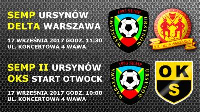 Powołania na III-cią kolejkę ligi MZPN (jesień 2017)
