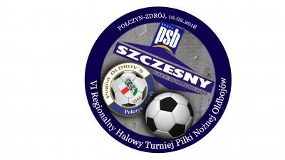 VI Regionalny Halowy Turniej Piłki Nożnej Oldbojów o Puchar firmy PSB Szczesny Materiały Budowlane