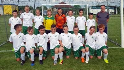 Młodzicy wygrywają ligę