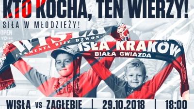 Wyjaz na mecz do Krakowa na mecz Ekstraklasy